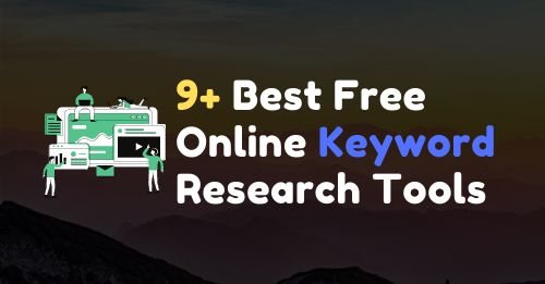 Free Online Keyword Research Tools